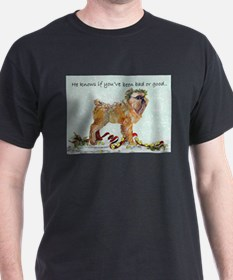 Brussels Griffon Christmas T-Shirt