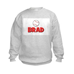 Brad - Baseball Sweatshirt