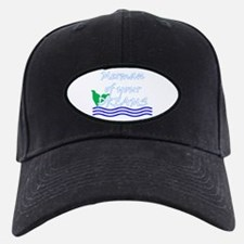 Merman Of Your Dreams (White) Baseball Hat