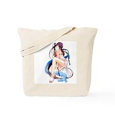 Funny Anime girls Tote Bag