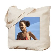 Afro Puffs Tote Bag