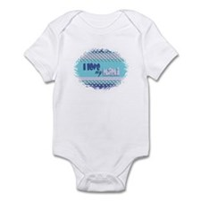 Blue Mami Infant Bodysuit