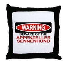 APPENZELLER SENNENHUND Throw Pillow
