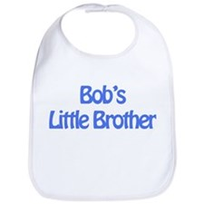 Bob's Little Brother Bib