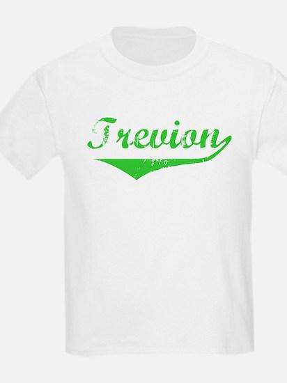 Trevion Vintage (Green) T-Shirt