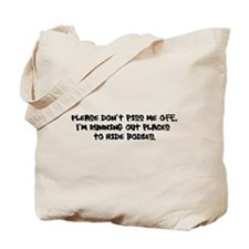 Unique Angry Tote Bag