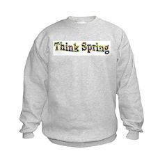 Think Spring Sweatshirt