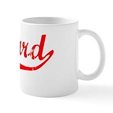 Willard Vintage (Red) Mug