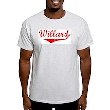 Willard Vintage (Red) T-Shirt