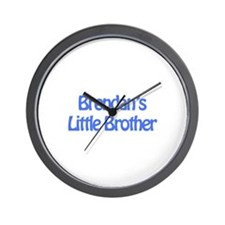 Brendan's Little Brother Wall Clock
