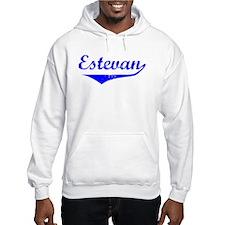 Estevan Vintage (Blue) Hoodie