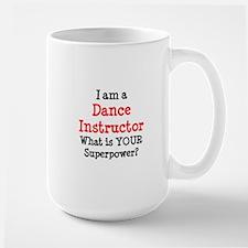 dance instructor Large Mug