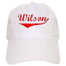 Wilson Vintage (Red) Baseball Cap