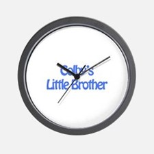 Colby's Little Brother Wall Clock
