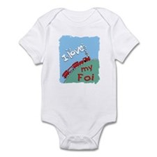 Train Foi Infant Bodysuit