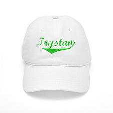 Trystan Vintage (Green) Baseball Cap