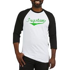 Trystan Vintage (Green) Baseball Jersey