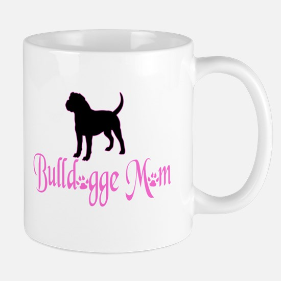 Olde English Bulldogge Mom Mugs
