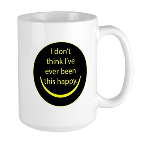 Happy Large Mug