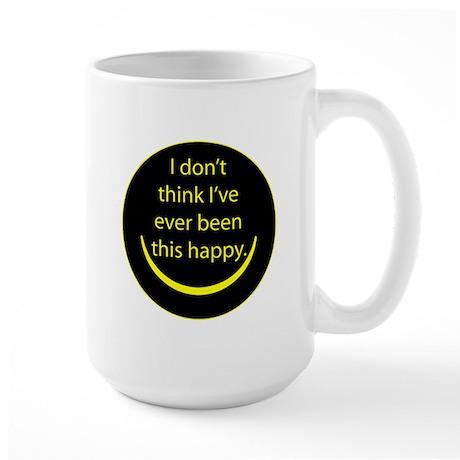 Happy Large Mug