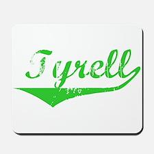 Tyrell Vintage (Green) Mousepad