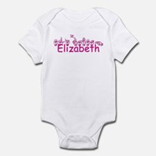 Elizabeth Infant Bodysuit
