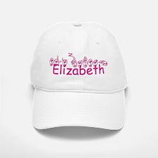 Elizabeth Baseball Baseball Cap