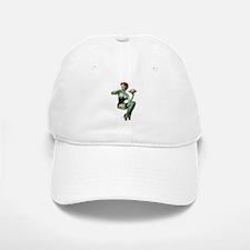 zombie pin-up girl Baseball Baseball Cap