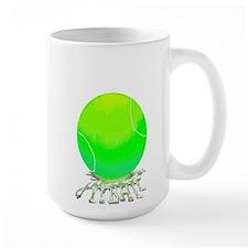 Flyball Spitball Mug