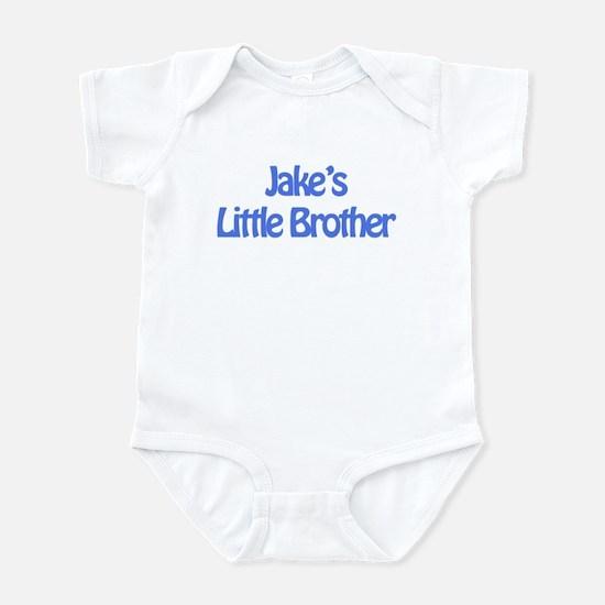 Jake's Little Brother Infant Bodysuit