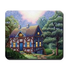 Cozy Cottage Mousepad