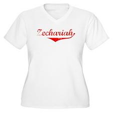 Zechariah Vintage (Red) T-Shirt