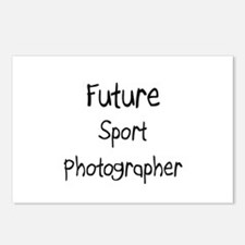 Future Sport Photographer Postcards (Package of 8)
