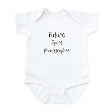 Future Sport Photographer Infant Bodysuit