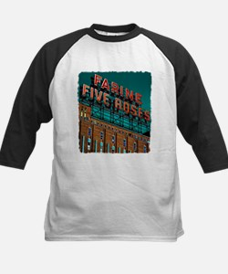 Farine Five Roses Neon Sign Baseball Jersey