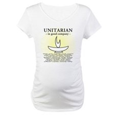 """Unitarian In Good Company"" Shirt"