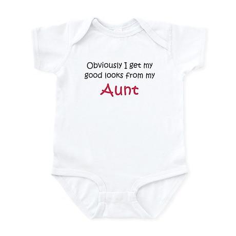 Good looks from Aunt Infant Bodysuit