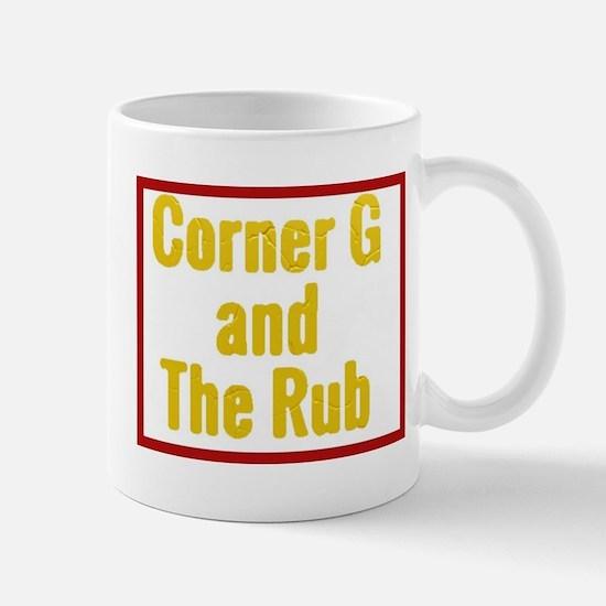Corner G and The Rub Mugs