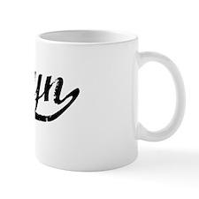 Jocelyn Vintage (Black) Mug