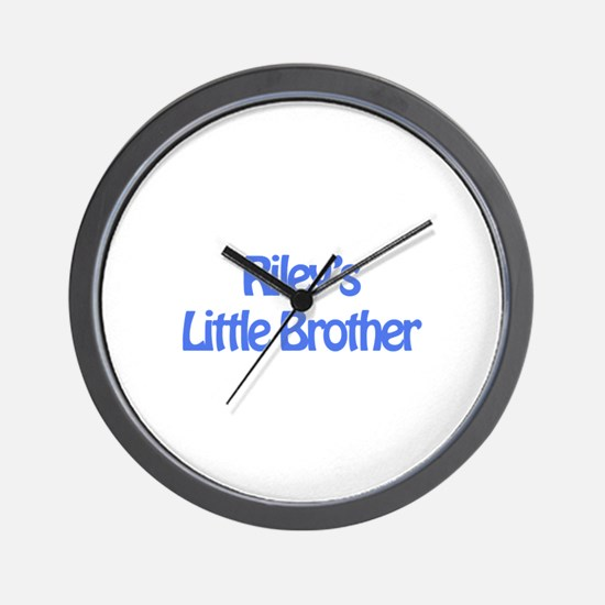 Riley's Little Brother Wall Clock