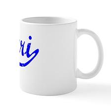 Jabari Vintage (Blue) Coffee Mug