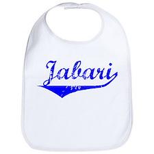 Jabari Vintage (Blue) Bib