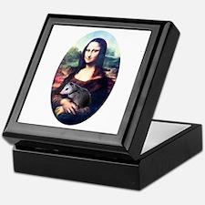 Mona Lisa Possum Keepsake Box