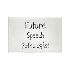 Future Speech Pathologist Rectangle Magnet (10 pac