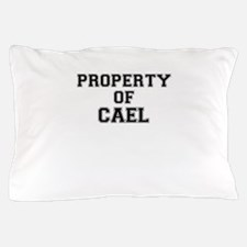 Property of CAEL Pillow Case