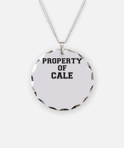 Property of CALE Necklace
