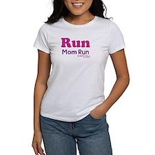 Run Mom Run Tee