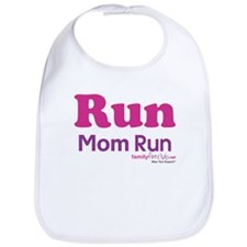 Run Mom Run Bib