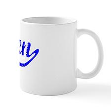 Jaden Vintage (Blue) Mug