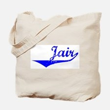Jair Vintage (Blue) Tote Bag